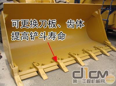销量之王 柳工CLG856装载机深度透视
