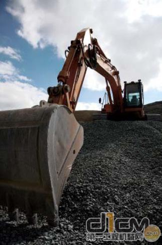 矿业装备的中国机会