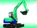 石川岛液压挖掘机