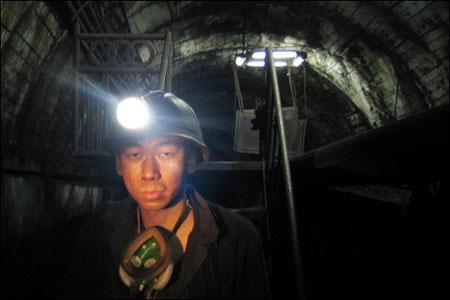 矿工生活真实揭秘