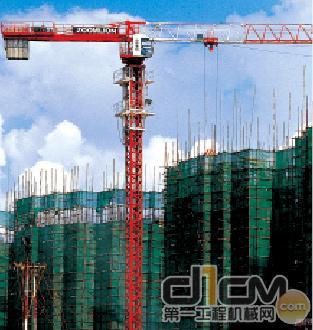 塔式起重机变幅机构的变频调速技术