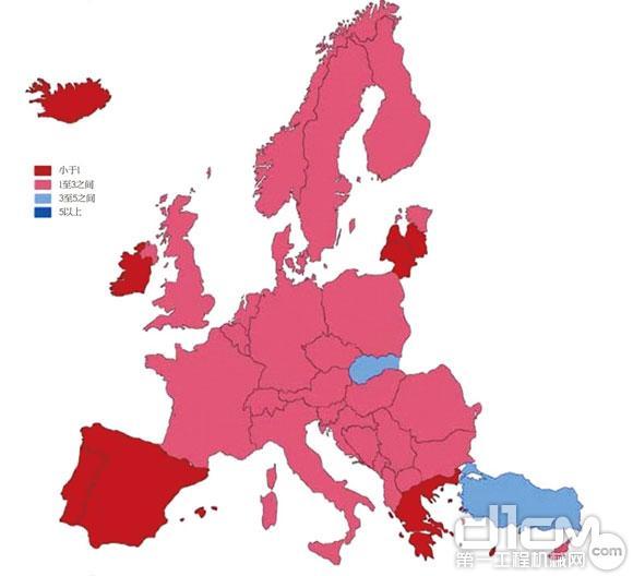 欧洲的gdp_为什么欧盟的 新马歇尔计划 可能会失败