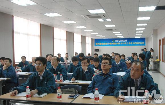 2012年现代液液压油缸综合技术春季培训班开学