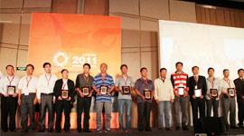 第二批中国工程机械技术服务专家举行授牌仪式