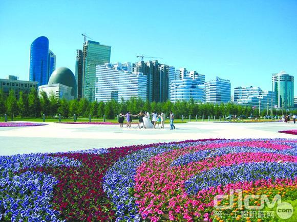 未来哈萨克斯坦是新疆第一大贸易伙伴