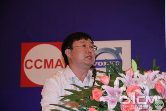 北京天顺长城液压科技有限公司杨安总经理