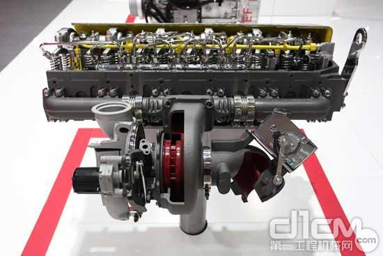超级发动机制动系统图片