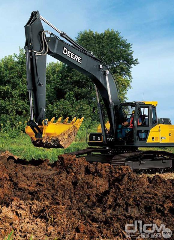 约翰迪尔E210 E240型新品挖掘机