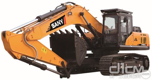 高效可靠 三一sy465h-9型挖掘机深度解析