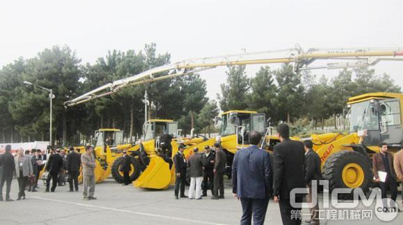 常林股份在伊朗举办产品推介会