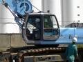日立ZX330LC吊机附近SEKISO SPM2500