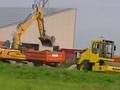 利勃海尔R924挖掘机视频