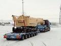 利勃海尔Liebherr-LTR 1220履带式起重机装机过程