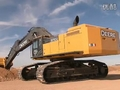 迪尔G-系列挖掘机视频