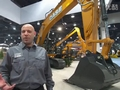 凯斯CX350D挖掘机在CONEXPO-CONAGG2014