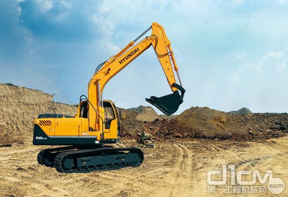 强化现代挖掘机的竞争力