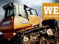 凯斯CX350D挖掘机在CONEXPO2014展览会