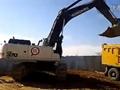 HİDROMEK HDM370 LCHD开挖施工