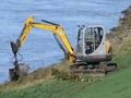 威克诺森50Z3挖掘机视频