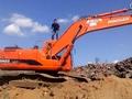 斗山DX150LC挖掘机视频