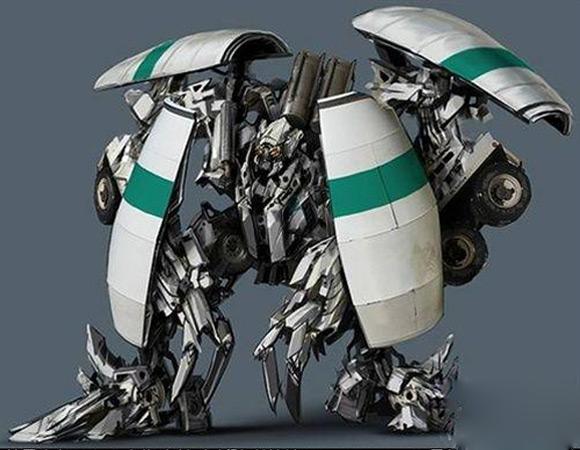 变形金刚机器人(图片来自网络)