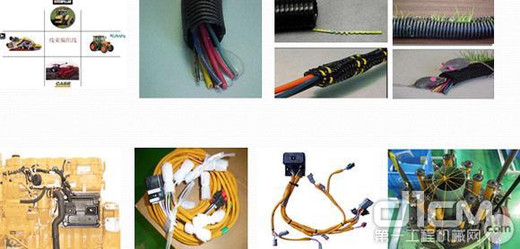 电喷(电控)发动机线束