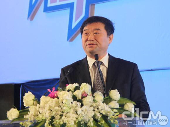苏子孟 中国工程机械工业协会副会长兼秘书长