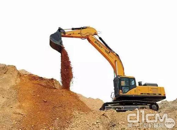 从零到一万 细数三一挖掘机那些鲜为人知的历史