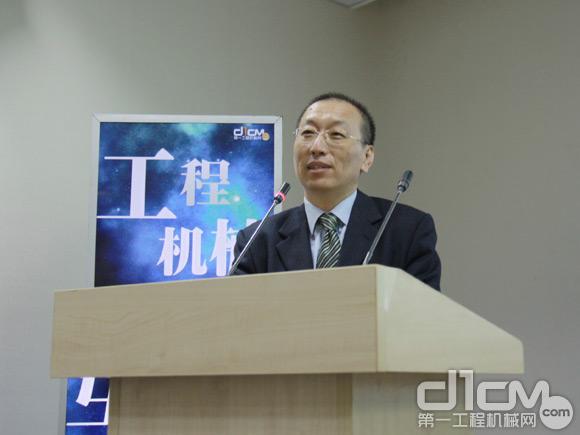 英国工程机械咨询有限公司北京代表处首席代表 史扬