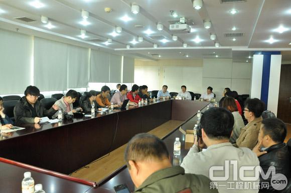 BICES 2015北京工程机械展展后媒体座谈会顺利召开