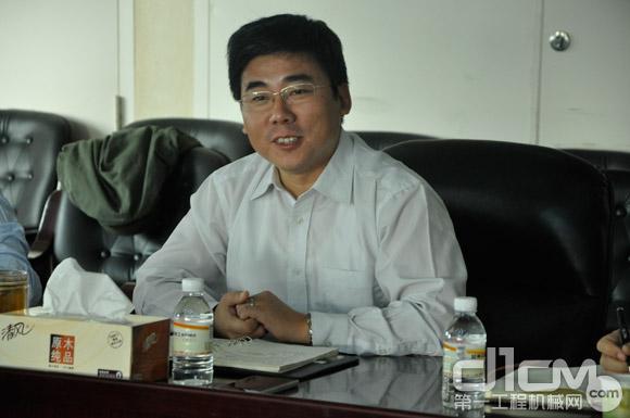 北京天施华工国际会展有限公司总经理乔建先生