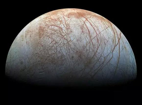 局nasa不断公布一些与木星及其卫星相关的影像资料