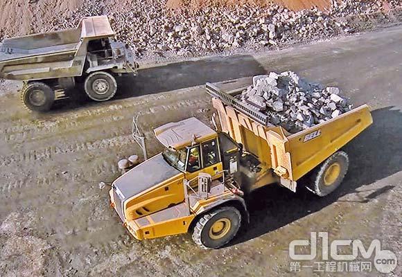 2016慕尼黑宝马展迎来南非大咖——铰接式卡车制造商