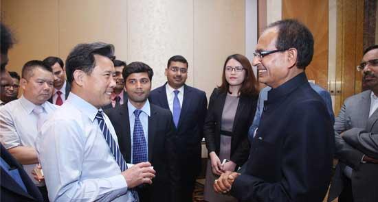 三一集团将与印度中央邦政府在多领域展开合作