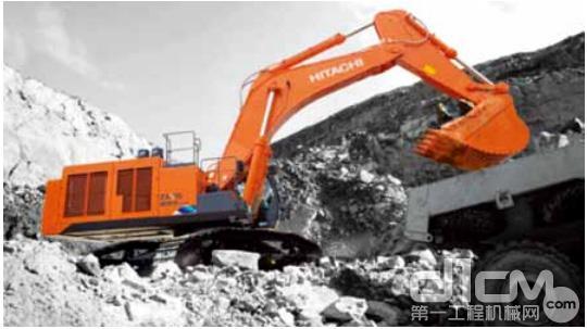 日立建机ZX890LCH-5A大型挖掘机