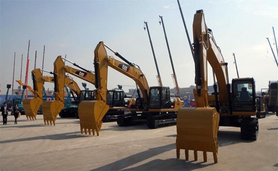 2015年中国工程机械主要设备保有量突破700万台