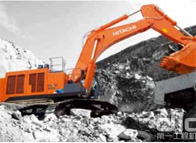 矿山作业效能升级利器 日立建机ZX890LCH-5A大型挖掘机