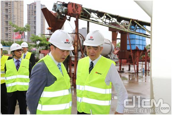深圳天地董事长程海庆先生表示,此次的合作项目能有今天的进展是基于