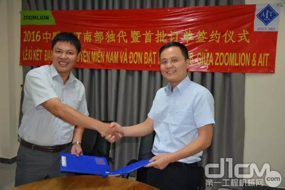 中联重科银川环境装备制造基地获宁夏自治区主席点赞