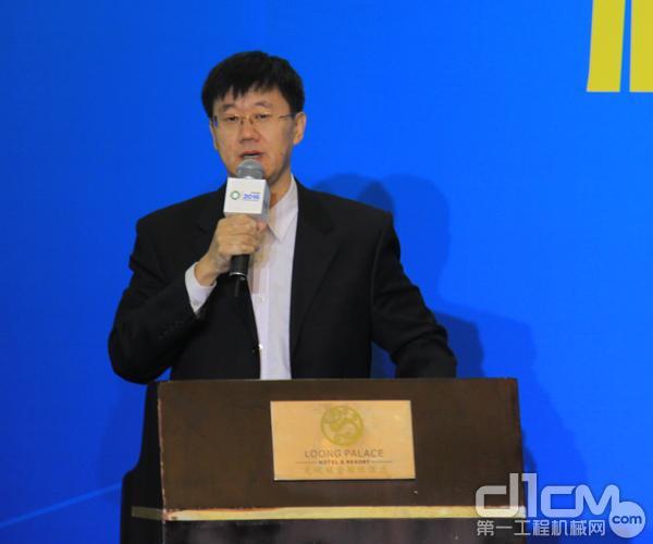 赛克思液压科技股份有限公司总经理姚广山