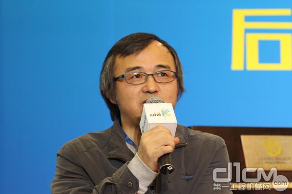 刘博:修之易液压传动后市场平台的产业互联思维