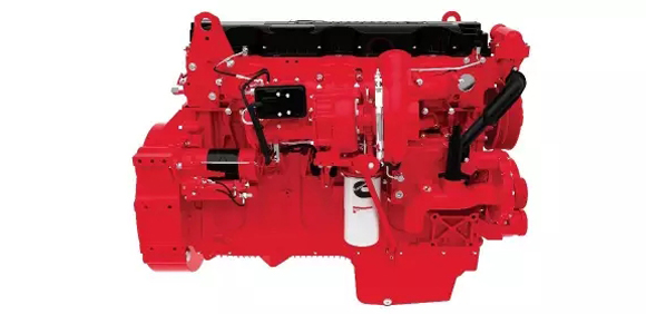 康明斯qsg12升电控发动机