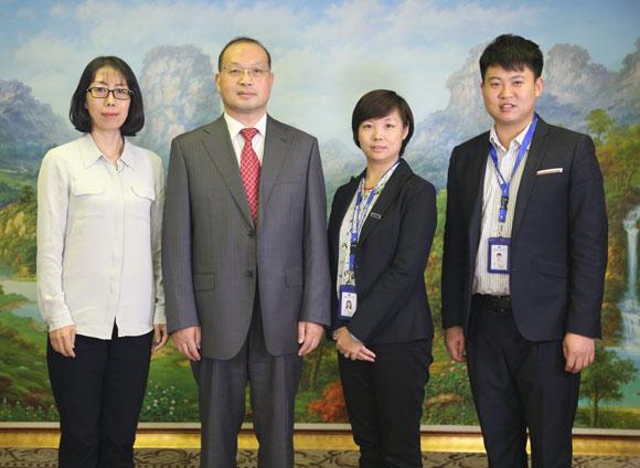 网赌信誉平台独家专访中国国机重工集团有限公司董事长吴培国