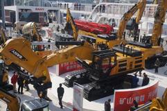 三一SY750S重载挖掘机