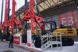 三一SR155C10旋挖钻机