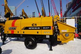 三一HBT8018C-5S拖泵