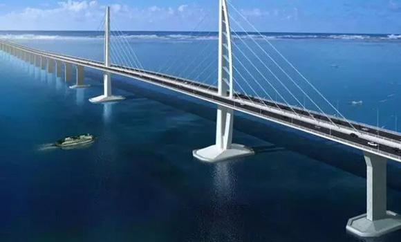 港珠澳大桥-2016年度经典回顾 那些不容错过的三一超级工程