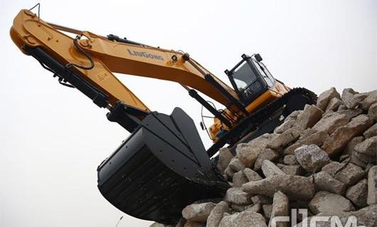 柳工挖掘机奏响国际化发展最强音