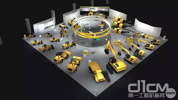 多款新品首秀 卡特彼勒将亮相拉斯维加斯国际工程机械展
