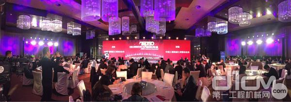 """技术创新升级加速 """"中国工程机械年度产品TOP50(2017)""""榜单揭晓"""
